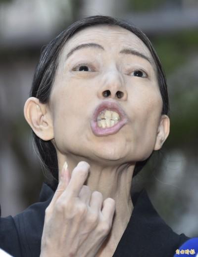 許純美道歉謊稱同性戀 蕭大陸:她有毛病