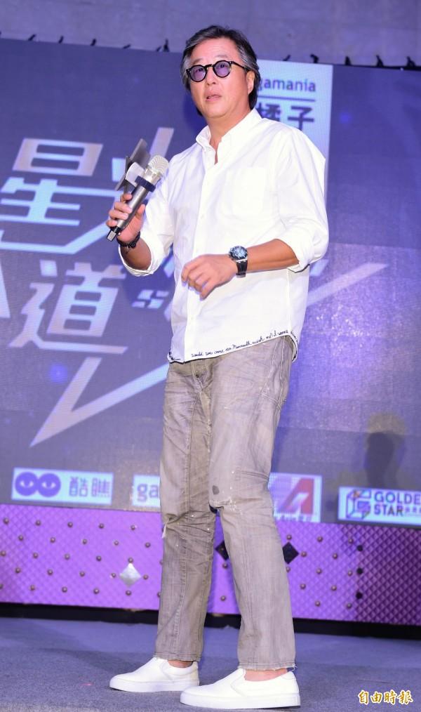 媒體爆:王偉忠自肥 新人參加中國選秀節目獲文化部補助?