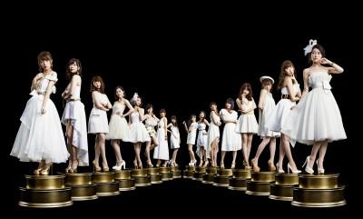 AKB48成軍10年 重金揪台迷當攝郎