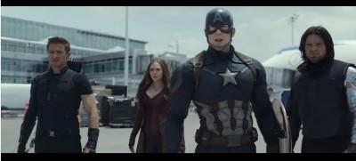 (影片)《美國隊長3》預告曝光!鋼鐵人遭圍毆