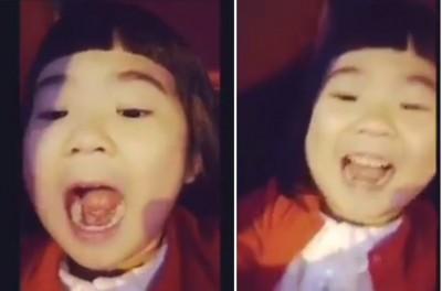包子妹唱兒歌 「啊~唱錯惹」忘詞也超萌!