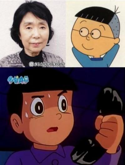 日本國民動畫《海螺小姐》聲優逝世