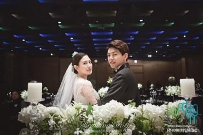 「最年輕偶像人夫」東浩今完婚 甜蜜婚照超閃