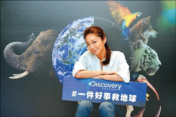 陳綺貞愛地球 新歌結合環保