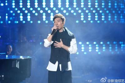 許志安唱學友經典歌   崔健狠批聽不懂