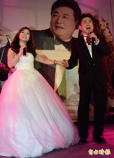 (影音)康凱4度結婚 新娘負債百萬被鬧場