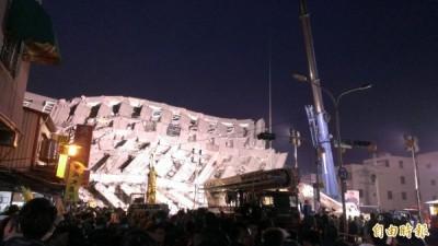 文化部成立緊急應變處理小組  搶救災損文化資產