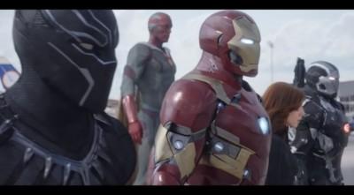 《美國隊長3》又一新預告 蟻人出現啦!