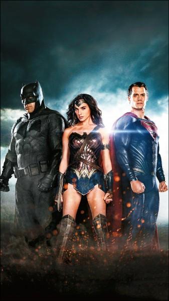 《蝙蝠俠對超人》撲朔迷離 上映日期︰0325