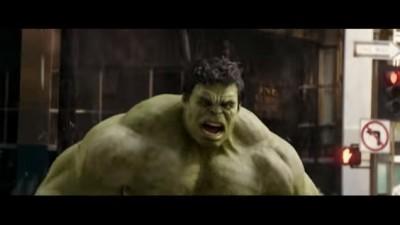 (有片)「綠巨人」大戰「蟻人」 結局讓網友噴飯