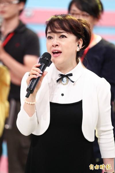 旅日女星心繫台南 牽線日本電台捐款百萬