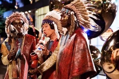 《大尾鱸鰻2》情節歧視原住民 被網友怒轟