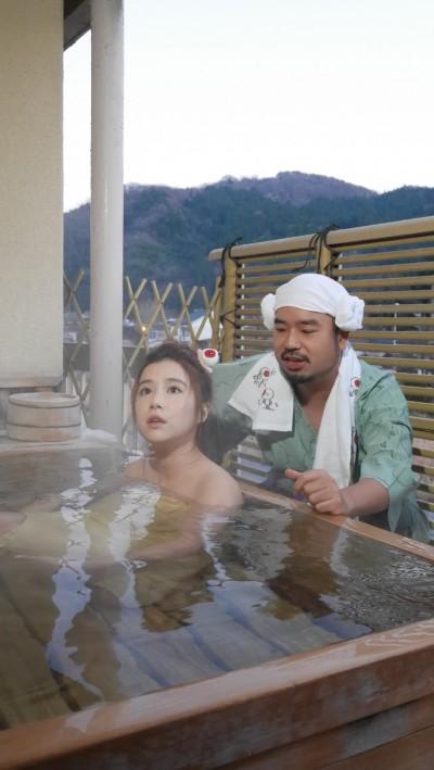 見證海外婚 李佳穎預約京都搞浪漫