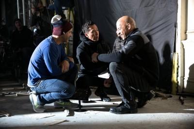 甄子丹加盟《限制級戰警3》 對決馮迪索