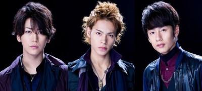 KAT-TUN 6缺3    宣布暫停活動「不解散」