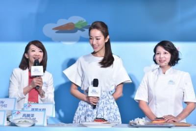 隋棠復出當選活動女王 5月舉家美國度假