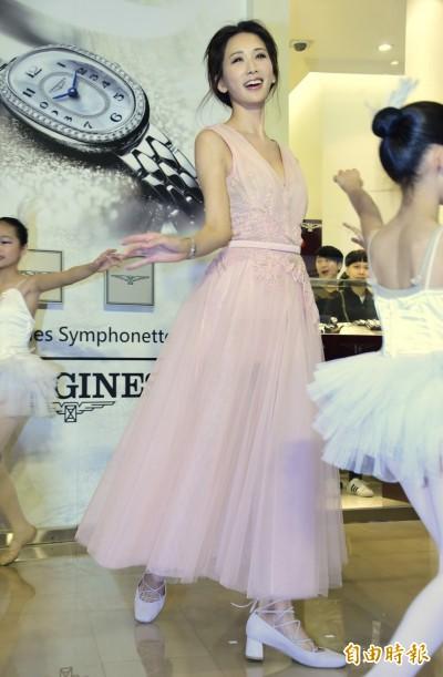 (影音)林志玲想要有伴 「當媽媽是人生重要的事」