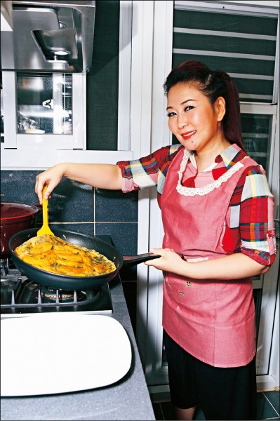 張秀卿對決洋妹夫 土洋料理激發好煮藝