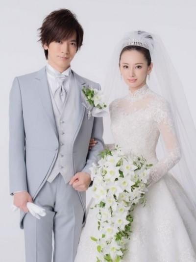 (有片)北川補辦婚宴 影片自爆愛情史