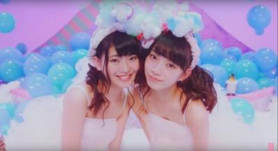 (有片)台妞馬嘉伶AKB新MV初登場 跟學姊共洗泡泡浴
