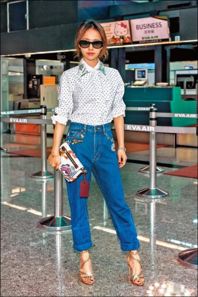 蔡依林時尚界奧斯卡初體驗 要讓大家驚艷