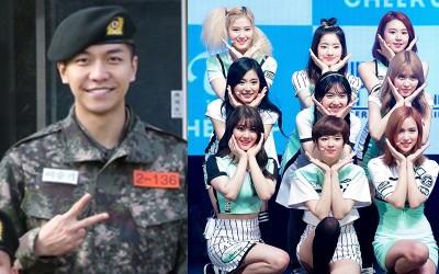 李昇基變TWICE小粉絲 要求簽名專輯寄到軍隊