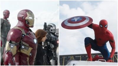 蜘蛛人加盟《美隊3》 自嘲這一件事最尷尬