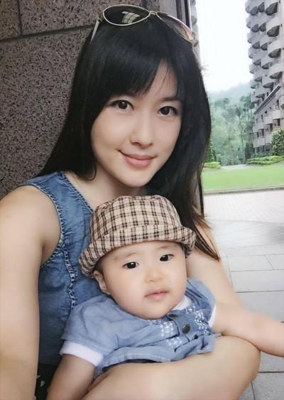 39歲陳海茵為愛女 流產3次仍想拚二胎