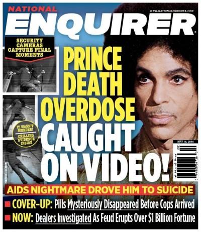 王子最後身影?雜誌曝光倒臥電梯畫面