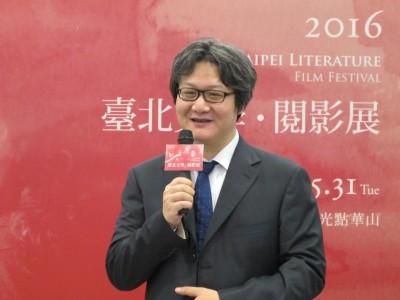 《師父》導演徐浩峰看到石雋 差點心肌梗塞