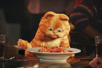 暌違10年 《加菲貓》重返大銀幕