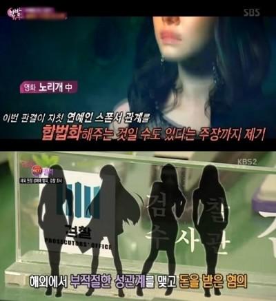 韓又傳2女星賣淫 喊價台幣40萬