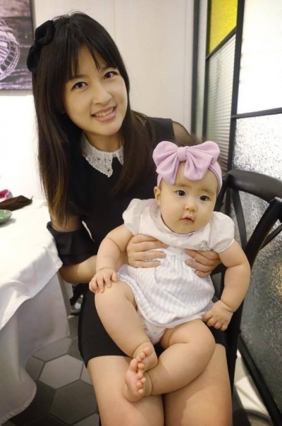 陳海茵哺乳揭「公共場合不友善」 引爆媽媽共鳴