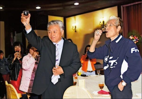 不滿董座改選 民視總經理陳剛信口頭請辭