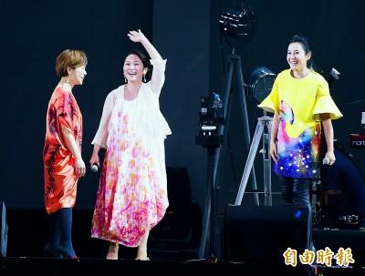 (影音)《很愛很愛你》原唱來助陣 劉若英等16年首合唱