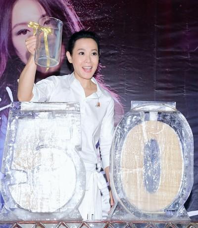 (影音)劉若英《後來》才知超時 好奇娜姊不被罰死?