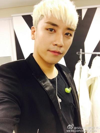 BIGBANG勝利中國選秀  貼身《美少女》當導師