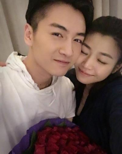 神鵰俠侶生日放閃彈  陳妍希甜回陳曉「你的我」
