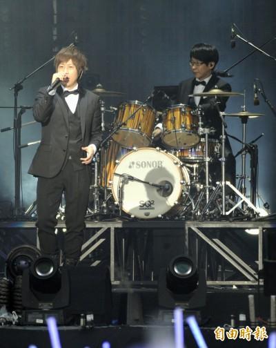 (影音)五月天戶外演唱會登場 2場吸金9600萬