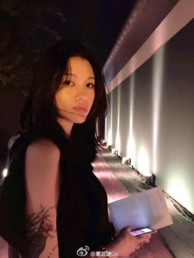 汪峰舊愛涉嫌吸毒   遭到警方拘留多日