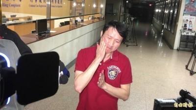 酒駕連撞7車 秦楊遭判刑4個月