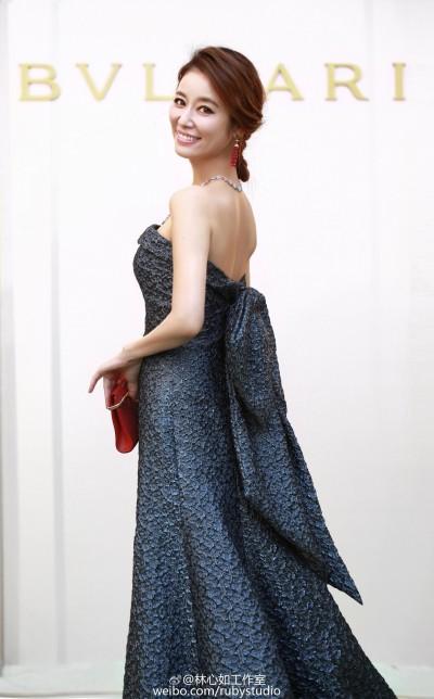 林心如婚紗長這款?! 設計師手繪圖獻給「女神林小姐」