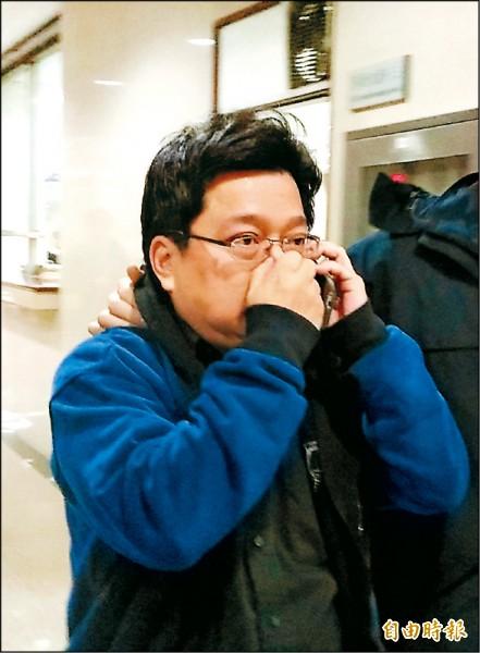 陳美鳳前男友張富 多案纏身詐欺罪再被訴