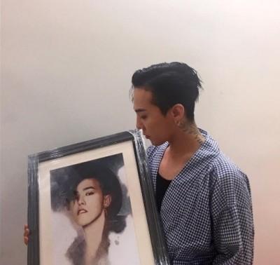 IG追蹤人數破千萬 GD成亞洲男藝人首位