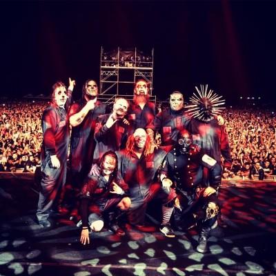 重金屬迷注意!美國天團Slipknot即將來台