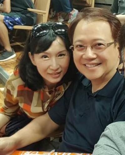 前立委60歲願望 慘被主播老婆公開質問