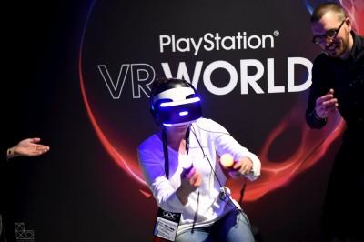 HTC Vive小心!Sony PS VR登台價1萬2980元