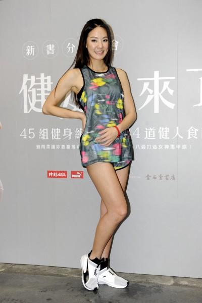 劉雨柔新歡身分曝光   36歲帥氣格鬥王