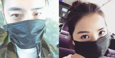潘瑋柏和阿Sa爆戀愛說 楊丞琳PO照幫澄清?