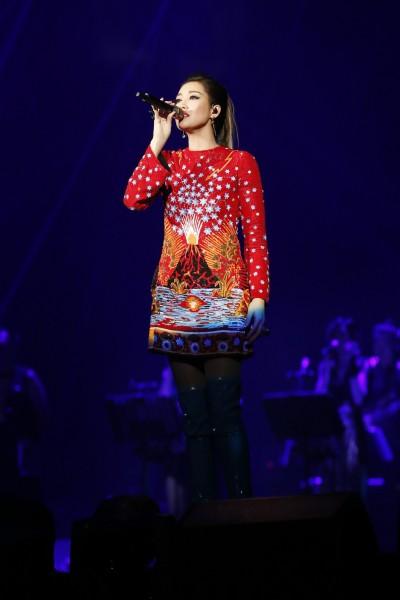 (影音)天生歌姬A-Lin 朝豪華時尚之路邁進